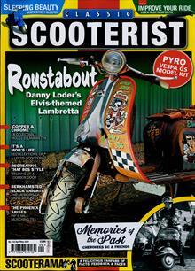 Classic Scooterist Scene Magazine Issue APR-MAY