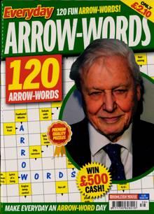 Everyday Arrowords Magazine NO 139 Order Online
