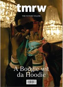 Tmrw Volume 34 Boogie Wit Da Hoodie Magazine 34 Boogie Order Online