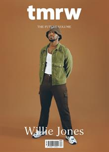 Tmrw Volume 34 Willie Jones Magazine 34 Willie Order Online