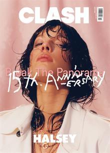 Clash 114 Halsey Magazine Issue 114 Halsey
