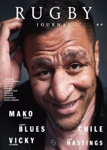 Rugby Journal Magazine Issue NO 9
