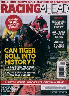 Racing Ahead Magazine APR 20 Order Online