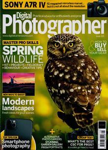 Digital Photographer Uk Magazine Issue NO 225
