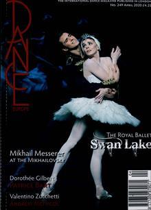 Dance Europe Magazine Issue NO 249