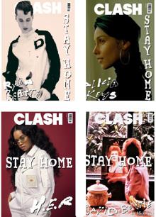 Clash Magazine NO 115 Order Online