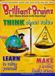 Brilliant Brainz Magazine Issue NO 19