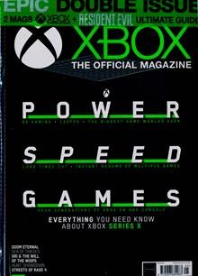 Xbox Official Magazine Issue MAY 20