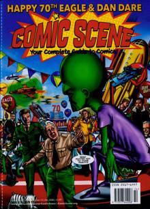 Comic Scene Magazine NO 13 Order Online