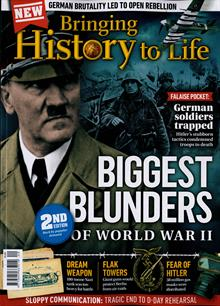Bringing History To Life Magazine NO 40 Order Online