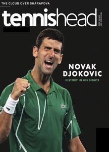 Tennishead Magazine NO 1 Order Online