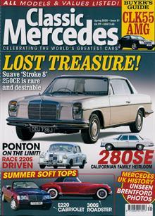Classic Mercedes Magazine Issue NO 31