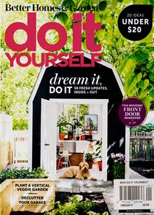 Bhg Do It Yourself Magazine DREAM IT Order Online