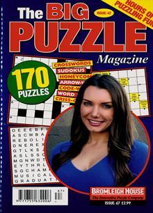 Big Puzzle Magazine NO 67 Order Online