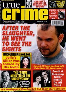 True Crime Magazine MAY 20 Order Online