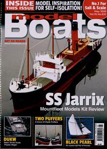 Model Boats Magazine Issue MAY 20