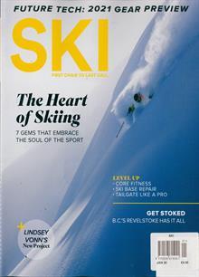 Ski Magazine JAN 20 Order Online