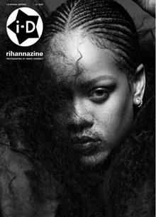 Id Special Edition Magazine Issue RHIANNA