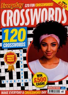 Everyday Crosswords Magazine NO 155 Order Online