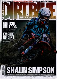 Dirt Bike Rider Magazine MAY 20 Order Online