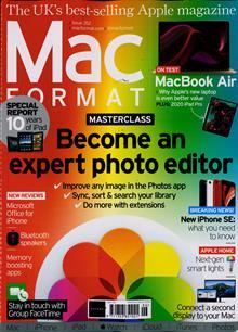 Mac Format Magazine Issue JUN 20