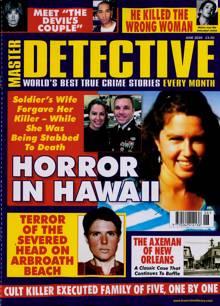 Master Detective Magazine JUN 20 Order Online