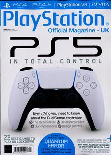 Playstation Official Magazine Issue JUN 20