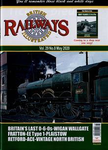 British Railways Illustrated Magazine VOL29/8 Order Online