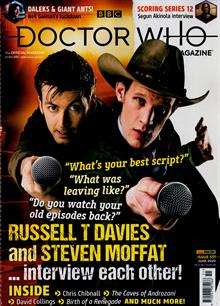 Doctor Who Magazine NO 551 Order Online