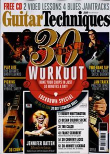 Guitar Techniques Magazine JUN 20 Order Online
