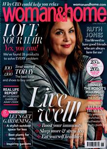 Woman And Home Magazine JUN 20 Order Online