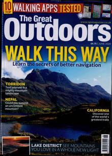 The Great Outdoors (Tgo) Magazine Issue JUN 20