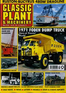 Classic Plant & Machinery Magazine MAY 20 Order Online