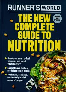 Runners World Bookazine Magazine NUTRITION Order Online