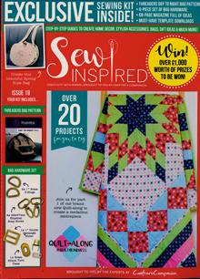 Sew Inspired Magazine Issue NO 19
