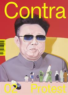 Contra Journal - Sun Mu Cover Magazine #2-Sun Mu Order Online