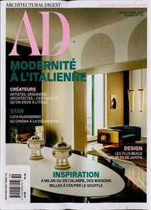 Architectural Digest French Magazine NO 159 Order Online