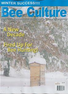 Bee Culture Magazine JAN 20 Order Online