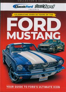 Ford Mustang Magazine ONE SHOT Order Online