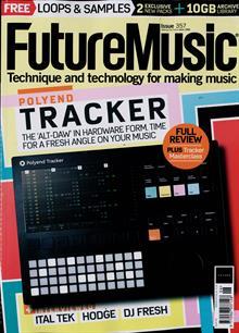 Future Music Magazine Issue JUN 20