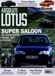 Absolute Lotus Magazine NO 14 Order Online