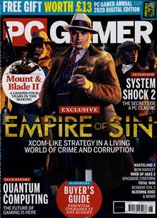 Pc Gamer Dvd Magazine NO 344 Order Online