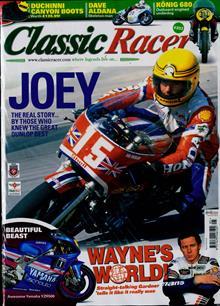 Classic Racer Magazine MAY-JUN Order Online