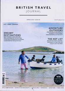 British Travel Journal Magazine SPRING Order Online