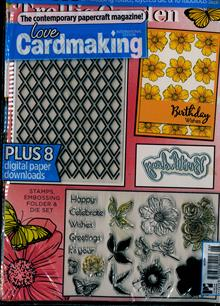 Love Cardmaking Magazine NO 6 Order Online