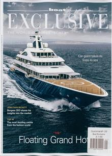 Boat Exclusive Magazine NO 1 Order Online