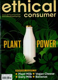 Ethical Consumer Magazine MAR-APR Order Online