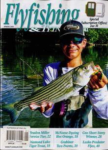 Fly Fishing & Tying Journal Magazine SPRING Order Online