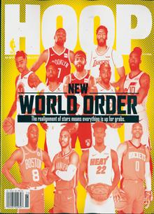 Hoop Nba Magazine 2019/20 Order Online