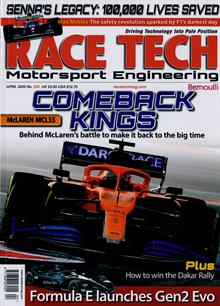 Race Tech Magazine APR 20 Order Online